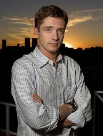 (Chris)Topher Grace